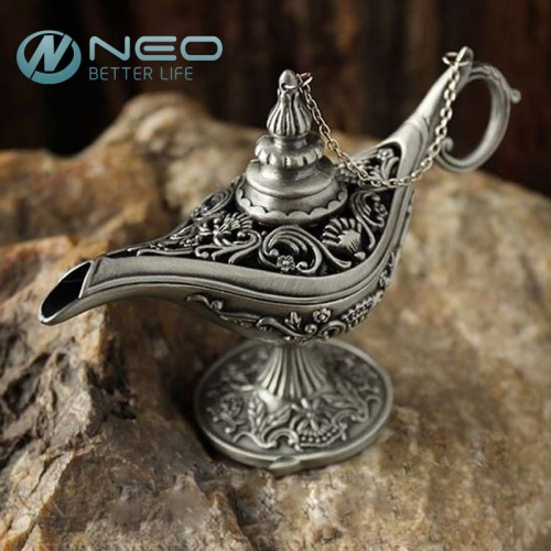 Legend Aladdin Magic Retro Lamp