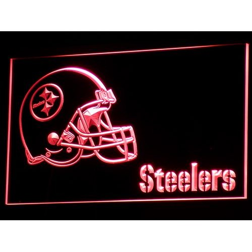 Steelers Neon Sign Board