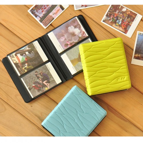 64 Pockets Mini Instant Polaroid Photo Album Insert Album 8 5X6CM Picture Case Storage for Fujifilm