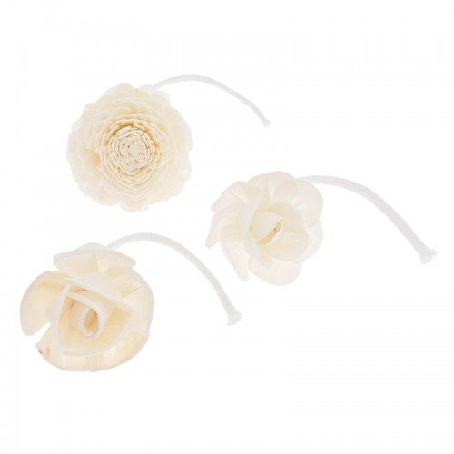 Flower Reed Diffuser Creative Decorative Reed Diffuser Sticks For Bedroom DIY Home Decoration Freshener Fragrance