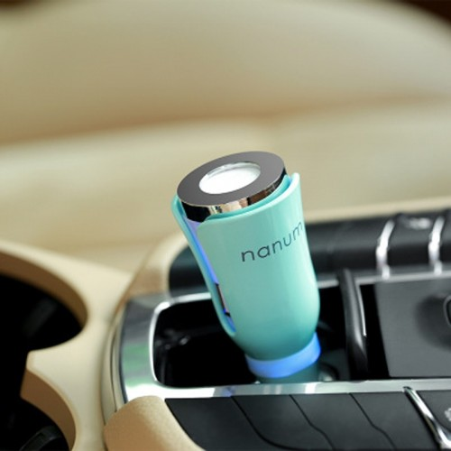 Mini Car Aroma essential oil Diffuser Humidifier Aromatherapy Portable Car Air Humidifier cool mist Purifier in