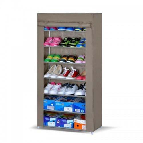 7 Shelves Wardrobe Shoe Case Portable Shoe Rack 6315