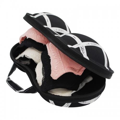Travel Mesh Underwear Bra Storage Box Lingerie Portable Protect Holder Home Organizer Accessories Supplies Gear Stuff