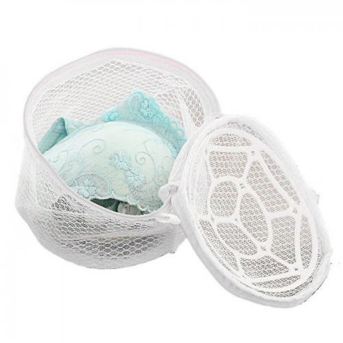 New Qualified New Women Delicate Convenient Bra Lingerie Wash Laundry Bags Home Using Clothes Washing Net