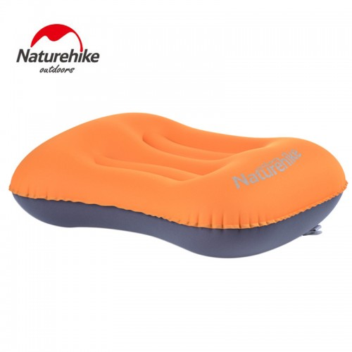 Naturehike Travel Pillow Inflatable Pillow Ultralight Outdoor Sleeping Gear Mini Travel Aeros Pillow Cushion Soft