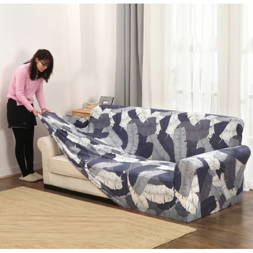 Slipcovers Sofa tight wrap all inclusive slip resistant sectional elastic full sofa Cover towel Single Two