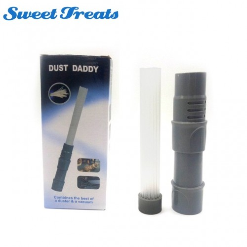 Dust Universal Vac Attachment As Seen on TV Pet Hair Cleaners Car Vacuum Cleaner Head Vacuum.