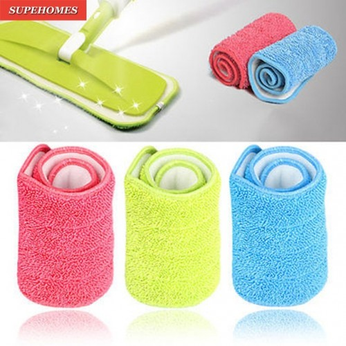 Hot Sale Home Use Mop Microfiber Pad Practical Household Dust Cleaning Reusable Microfiber Pad For