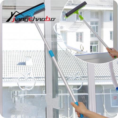 Scratch Double Side Glass Windows Revitalization Window Cleaner Cleaning Scraper Scraped Clean Of Anti Skid Cleaner.