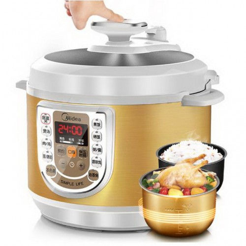 Home intelligent multi function pressure cooker double gallbladder 5L capacity Safety and high quality tb271005.jpg 640x640