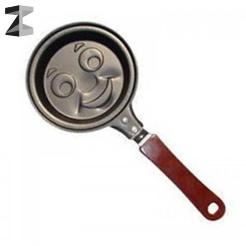 Home smile Breakfast omelette pans device pancake Egg Fryer Skillet Mini Frying Pan Cookware Non Stick
