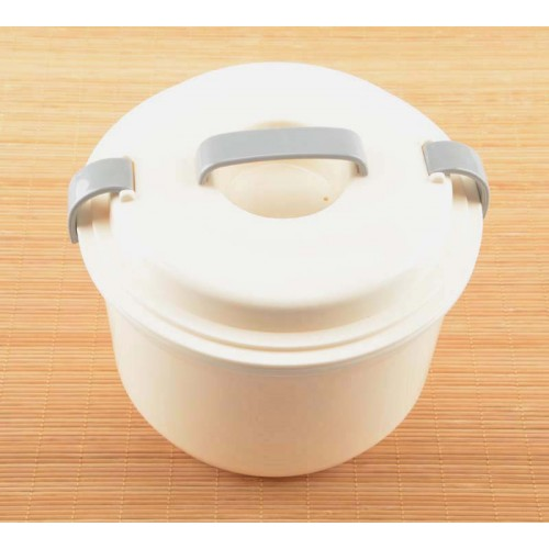 Microwave oven pot meters rice cooker cooking pot microwave supplies small steamer rice Large box BO20952106