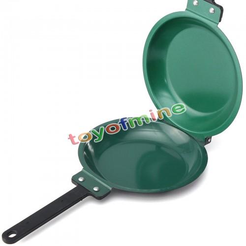 Pancake Maker Happycall Happy Call 37cm Big Size Fry Pan Non stick Fryer Pan Double Side