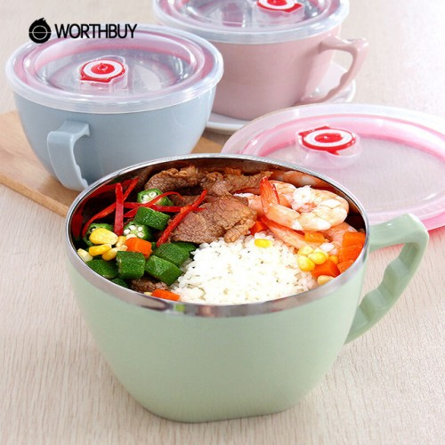 Japanese 304 Stainless Steel Noodle Bowl Leak Proof High Capacity Soup Fruit Rice Salad Bowl With.jpg 640x640