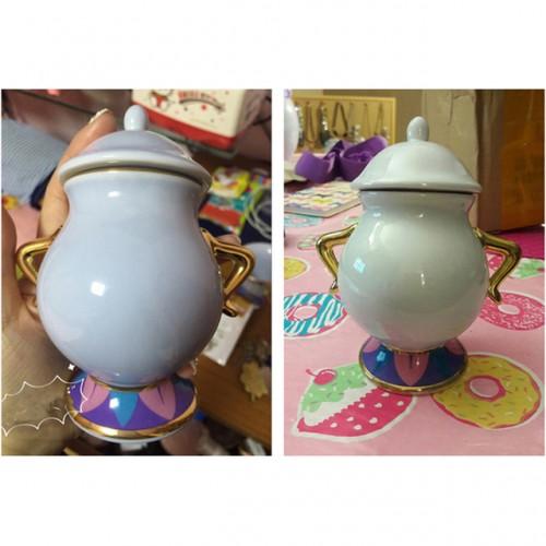 Limited Edition Beauty and The Beast Tea Set Teapot Cup Set Sugar Bowl Pot Ceramic Cartoon.jpg 640x640