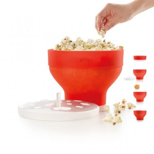 Microwaveable Popcorn Maker Pop Corn Bowl With Lid Microwave Safe New Kitchen Bakingwares DIY Popcorn Bucket.jpg 640x640