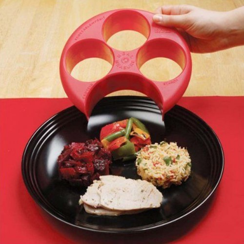 Portion Plan Control Plate Manage Control Plate