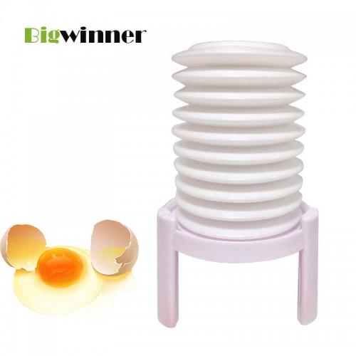 1Pcs Hard Boiled Egg Shell Tools Egg Stractor Remove Peeler Magic Amazing Eggshell Machine Egg Scissors
