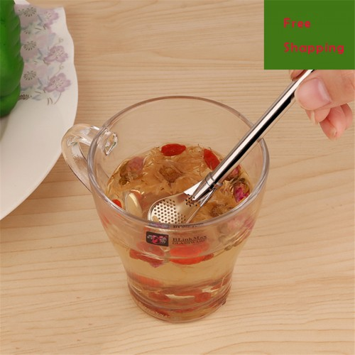 Stainless Steel Mixing Spoon Kitchenware Straw Coffee Cucchiaino Colheres Utensils For Tea Stirring Long Spoon With