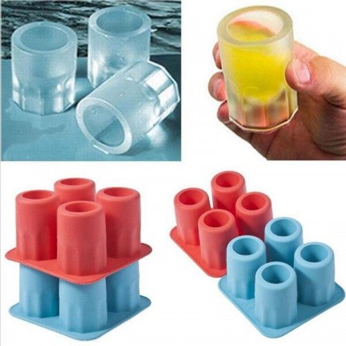 New Ice Tray Cool Shape Ice Cube Freeze Mold Ice Maker