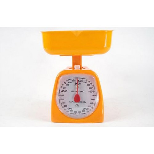 Kitchen Weight Measurement tools 10kg Weighing Scales Stainless steel bench scale Mechanical spring balance