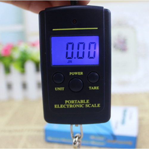 10Pcs New 0 40Kg Digital Kitchen Weight Luggage Hanging Scale