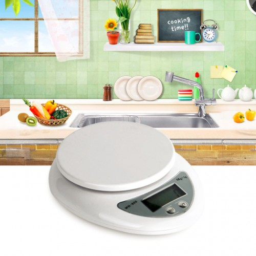 OUTAD New 5000g 1g 5kg Food Diet Postal Kitchen Digital Scale Balance Weight Weighting LED Electronic.jpg 640x640