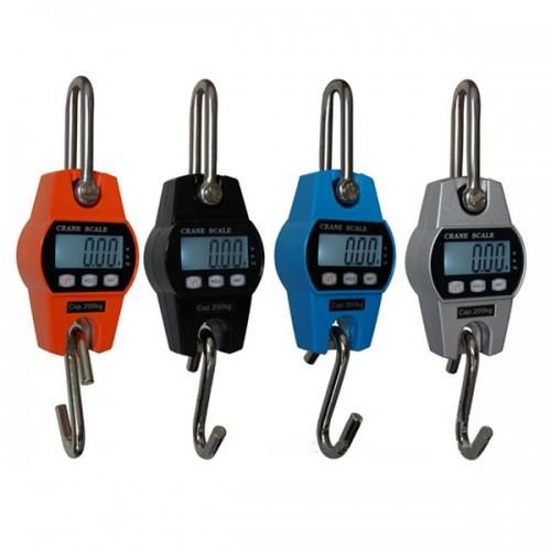 Random Color 300 KG 600 LBS Digital Hanging Scale SF918 Industrial Crane Scale