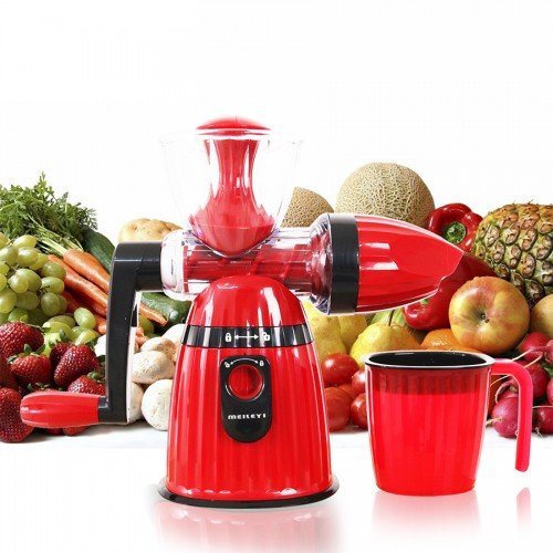 2 in 1 Manual Juicer & Ice Cream Machine High Quality