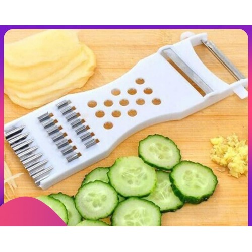 Hoomall Cucumber Slicer Salad Kitchen Shredder Cheese Fruit Carrot Cutter Grater Modern Family Kitchen Tool Multifunctional