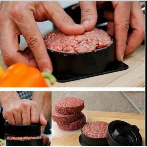 Meat Tools Non Stick Chef Cutlets Hamburger Forms FullChea53 Press For Cutletses Burger Maker Mould
