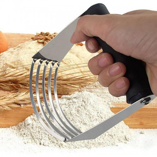 Stainless Steel Powderer Butter Cutter Powder Device Flour Mixing Noodle Knife Potato Chips Baking Tools.jfif