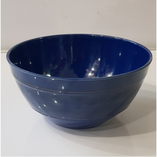 Blue Children Soup Bowl Tableware Food Grade Glaze Melamine Anti Knock Kids Bowl