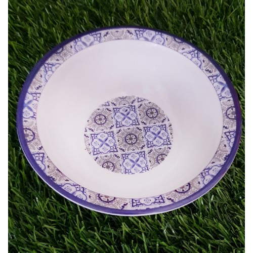 Floral Pattern Glazed Melamine High Quality Mini Bowl