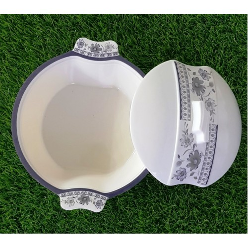 Crockey Dinner Set Bowl Home Kitchen Glazed Melamine High Quality