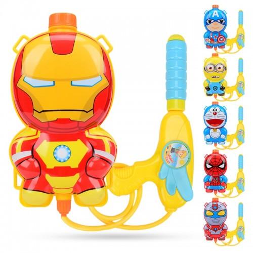 Summer Toy Water Gun Boy Girl High Pressure Water Gun Baby Playing Water Toys
