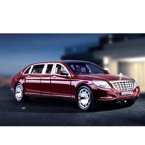 Mercedes Limousine 1:24 Diecast Car Model M923T With Sound/Light