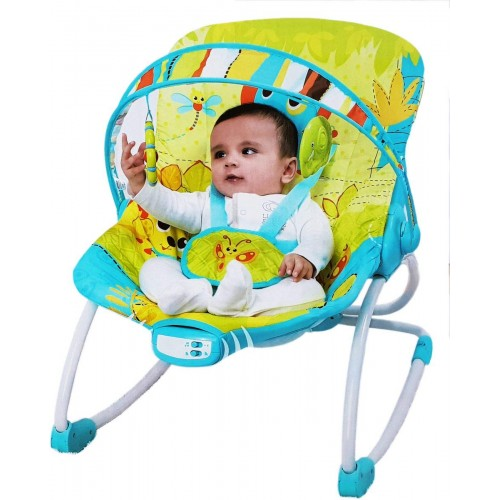 Newborn to Toddler Rocker With Music & Soothing Vibrations  For Babies
