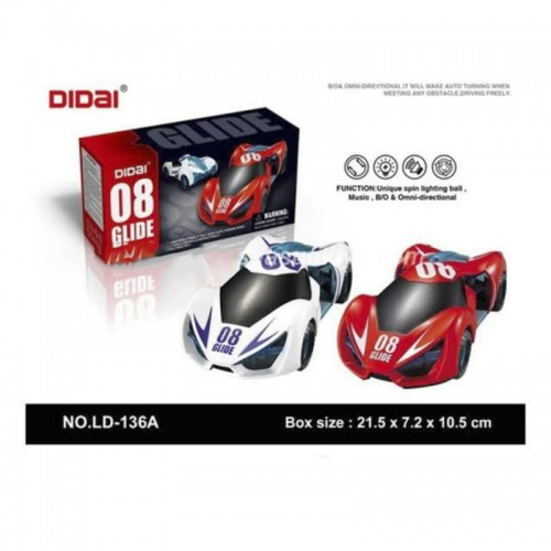 LD-136A Didal 08 Glide Super Car For Boys Battery Operated With Lights