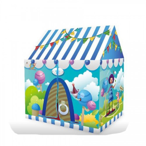 Children Creative Circus Tent Play House For Indoor Outdoor