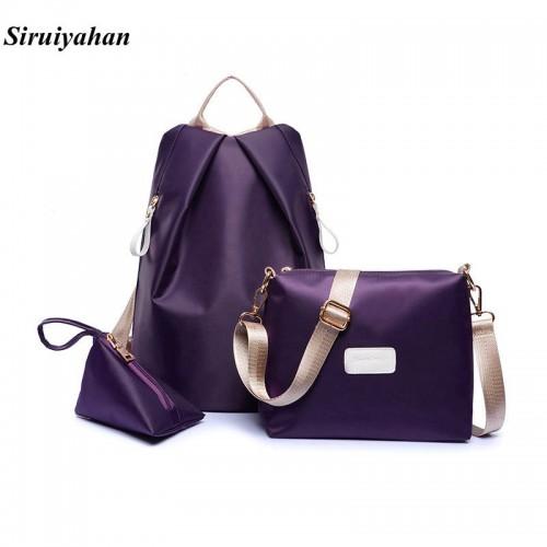 Siruiyahan Luxury Handbags Women Bags Designer Clutch Bag Shoulder Bag Female Bags Handbags Women Famous Brands