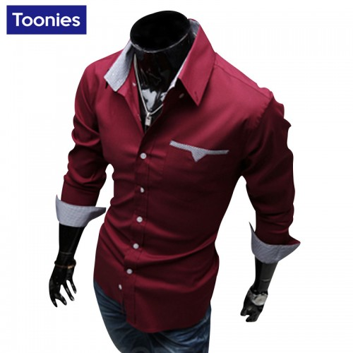 New Fashion Men Shirts (45)