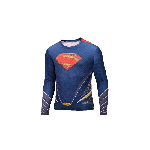 Motion Printed Long Sleeves Quick Dry T Shirt (7)
