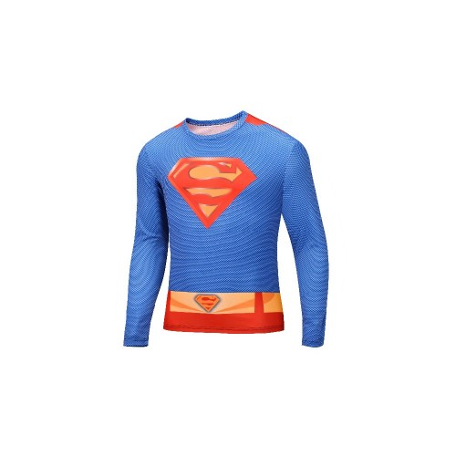 Motion Printed Long Sleeves Quick Dry T Shirt (9)