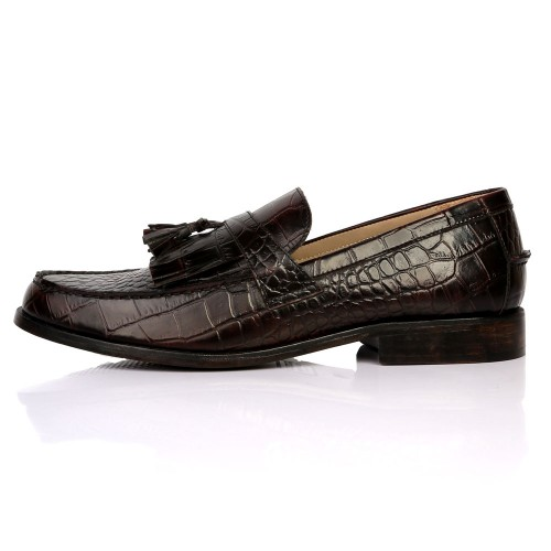 Castillo Genuine Leather Virus Burgy Shoe