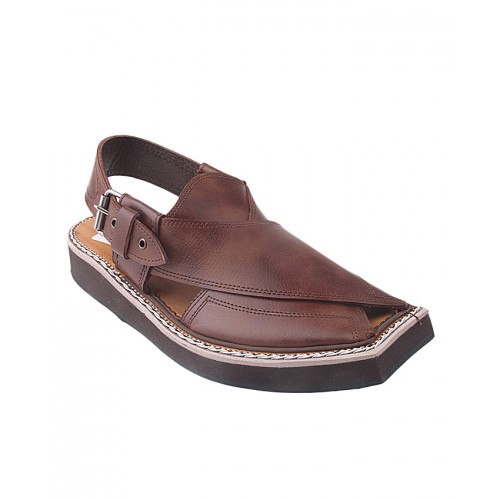 Castillo Genuine Leather Kaptan Chapple - Brown Shoes