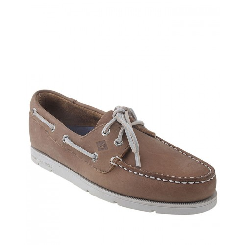 Castillo Genuine Leather Junipar Camel Shoes