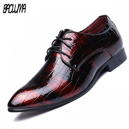 BAOLUMA Men Shoes Luxury Brand Braid Summer Leather Casual Driving Oxfords Shoes Men Loafers Moccasins Italian
