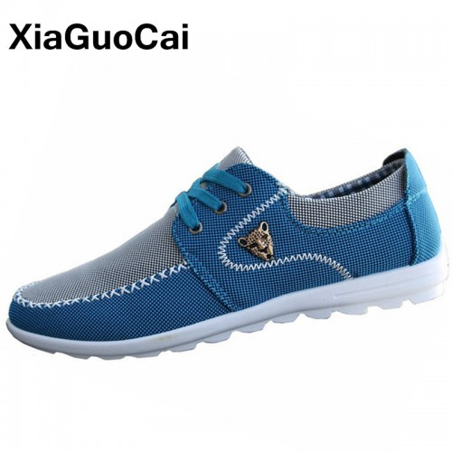 Spring Autumn Men Casual Shoes Breathable Lightweight Driving Shoes High Quality Boat Shoes Men s Flat