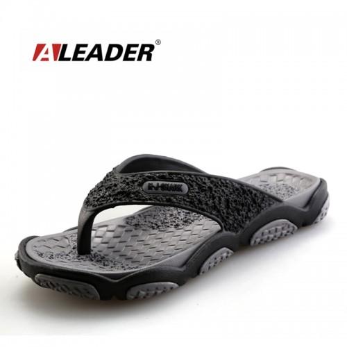 Men s Sandals Casual Summer Slippers Shoes Men Lesiure Rubber Platform Sandals Beach Flip Flops